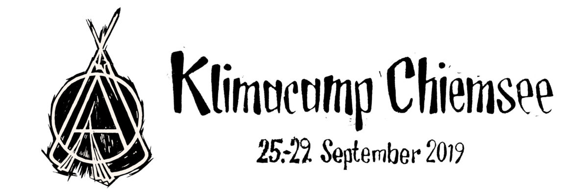 Klimacamp-Chiemsee
